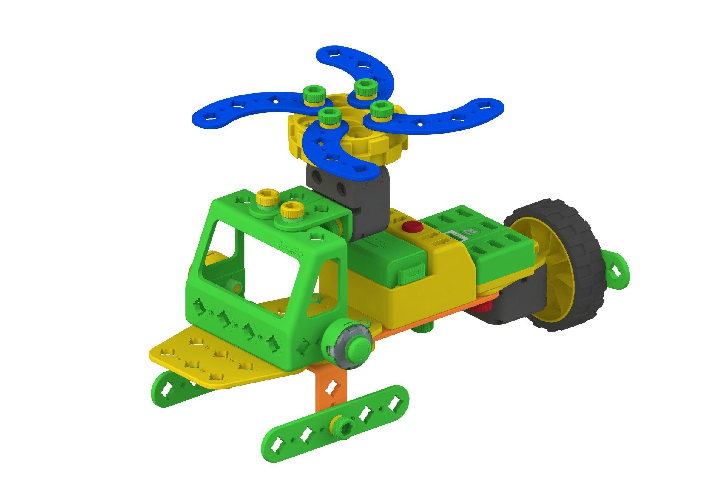 картинка Конструктор UARO ресурсный набор №2 1122313 (step 3) от магазина снабжение школ 2