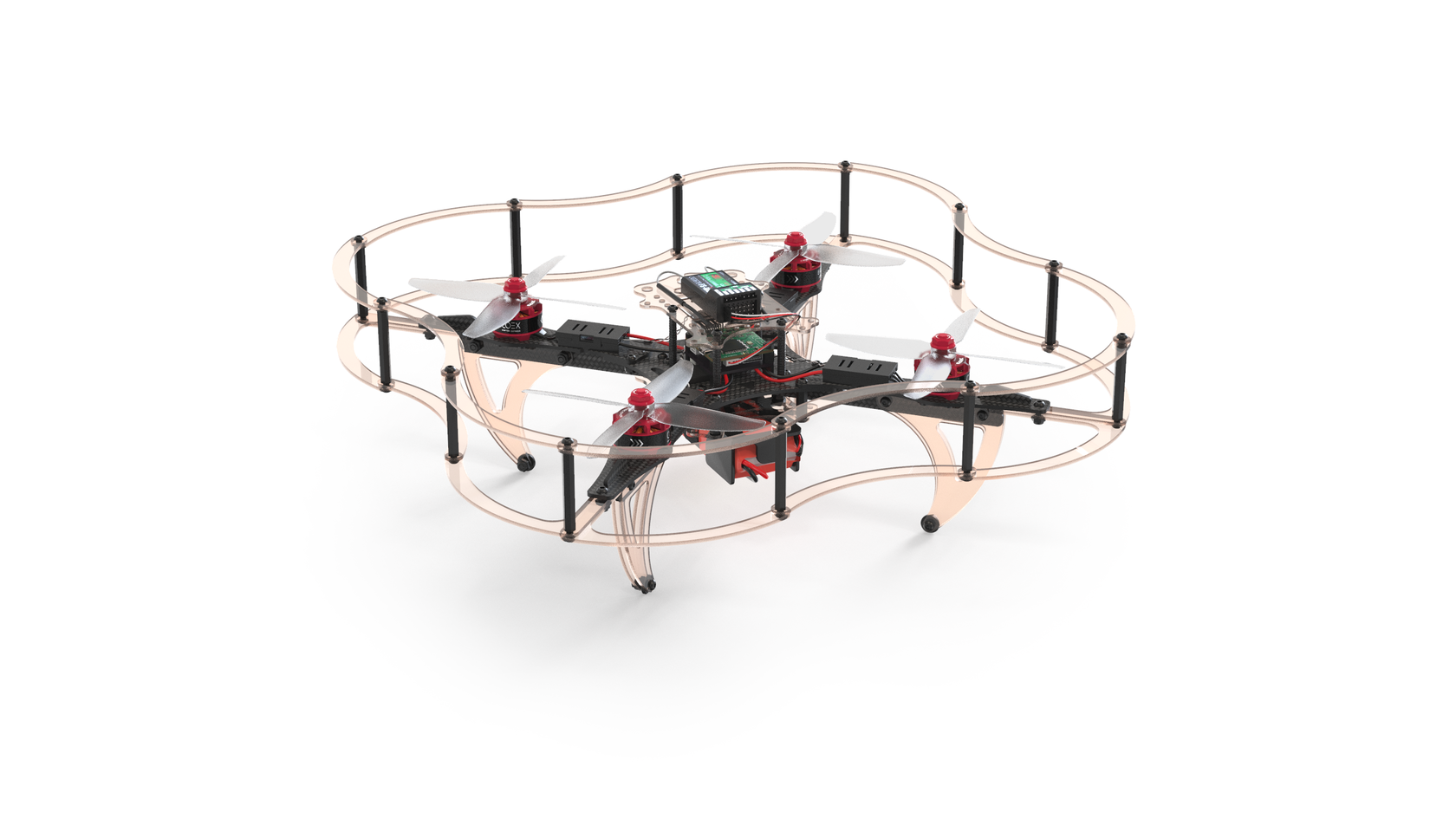 Автономный полет в OFFBOARD · Clever